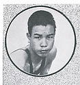 Reizo Koike (JPN), 1932 - Swimming : .A portrait of Reizo Koike of Japan. (Photo by Kingendai Photo Library/AFLO)[2373]