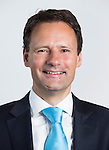 UTRECHT _ Algemene Ledenvergadering Utrecht, van de KNHB. Stephan Veen,  bestuurslid KNHB.  COPYRIGHT KOEN SUYK