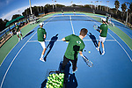 Number 22 ranked Tulane Men's Tennis downs Miami, 6-1.