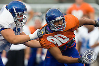 Boise St Football 2009 Fall Scrimmage 02