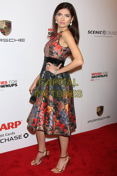 BEVERLY HILLS, CA - FEBRUARY 2: Blanca Blanco at the AARP 14th Annual Movies For Grownups Awards Gala at the Beverly Wilshire Hotel in Beverly Hills, CA on February 2, 2015.  <br /> CAP/MPI/DC/DE<br /> &copy;DE/DC/MPI/Capital Pictures