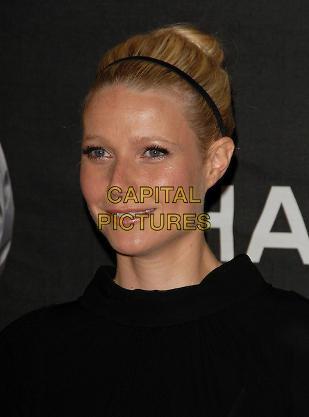 GWYNETH PALTROW.The 13th Annual Premiere Women in Hollywood held at The Beverly Hills Hotel in Beverly Hills, California, USA. September 20th, 2006.Ref: DVS.headshot portrait black headband alice band.www.capitalpictures.com.sales@capitalpictures.com.©Debbie VanStory/Capital Pictures