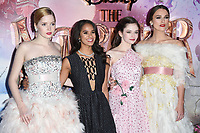 "Ellie Bamber, Misty Copeland, Mackenzie Foy and Keira Knightley<br /> arriving for the European premiere of ""The Nutcracker and the Four Realms"" at the Vue Westfield, White City, London<br /> <br /> ©Ash Knotek  D3458  01/11/2018"