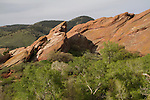 Red Rocks State Park landscape, Colorado