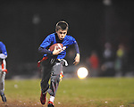 The Bills vs. The Titans in Oxford Park Commission flag football, at FNC Park in Oxford, Miss. on Thursday, November 21, 2013.