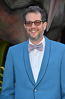 Michael Giacchino at the premiere for &quot;Jurassic World: Fallen Kingdom&quot; at the Walt Disney Concert Hall, Los Angeles, USA 12 June 2018<br /> Picture: Paul Smith/Featureflash/SilverHub 0208 004 5359 sales@silverhubmedia.com