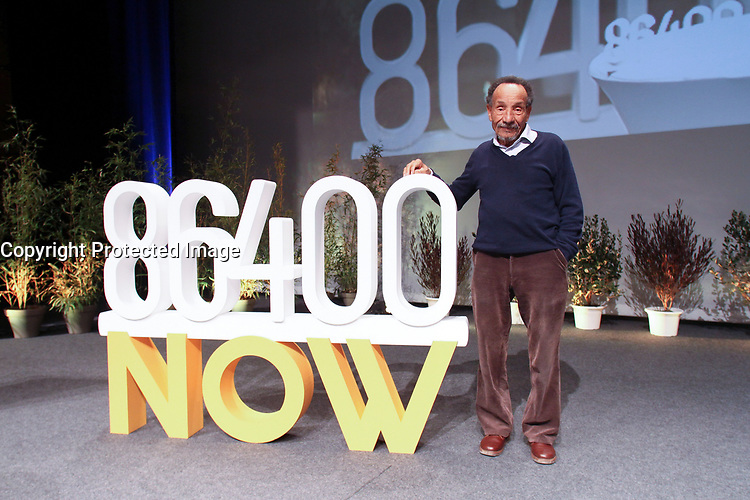LANCEMENT DU MOUVEMENT '86400-NOW' AVEC PIERRE RABHI
