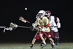 St. George's vs. Collierville in lacrosse at Johnson Park in Collierville, Tenn. on Friday, March 24, 2017.