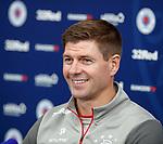 14.08.2019 Rangers press conference: Steven Gerrard