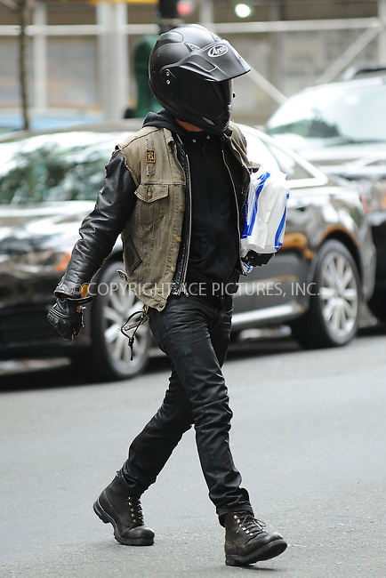 WWW.ACEPIXS.COM . . . . . .September 16, 2011...New York City...Justin Theroux on his BMW motorcycle on September 16, 2011 in New York City....Please byline: KRISTIN CALLAHAN - ACEPIXS.COM.. . . . . . ..Ace Pictures, Inc: ..tel: (212) 243 8787 or (646) 769 0430..e-mail: info@acepixs.com..web: http://www.acepixs.com .