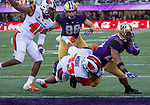 2018 NCAA Washington Huskies vs. Oregon State Beavers