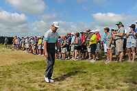 Zach Johnson (USA) makes his way to the 7th tee during Saturday's round 3 of the 117th U.S. Open, at Erin Hills, Erin, Wisconsin. 6/17/2017.<br /> Picture: Golffile | Ken Murray<br /> <br /> <br /> All photo usage must carry mandatory copyright credit (&copy; Golffile | Ken Murray)