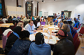 Themed discussion group, Tri-Borough Community Champions Conference, 20/11/13.