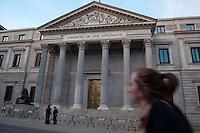 Madrid - Congreso de los Diputados