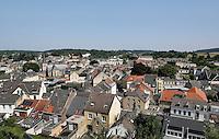 Valkenburg- Foto gemaakt vanaf de Kasteelruine