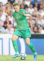 Real Sociedad's Martin Odegaard during La Liga match. August 17,2019. (ALTERPHOTOS/Acero)<br /> Liga Spagna 2019/2020 <br /> Valencia - Real Sociedad<br /> Foto Alterphotos / Insidefoto <br /> ITALY ONLY