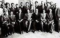 Iran 1946 .<br /> Members of government, Republic of Kurdistan in Mahabad.<br /> Iran 1946 .<br /> Membres du gouvernement de la Republique du Kurdistan in Mahabad
