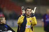 2003-10-28 Blackpool v Crystal Palace