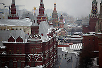 Red Square - Winter