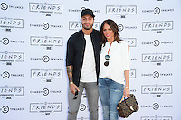Mario Falcone<br /> at the launch party for Comedy Central's FriendsFest, presented by The Luna Cinema at Haggerston Park.<br /> <br /> ©Ash Knotek  D3146  23/08/2016