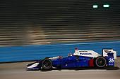 2017 IndyCar Media Day - Track Action<br /> Phoenix Raceway, Arizona, USA<br /> Friday 10 February 2017<br /> Takuma Sato<br /> World Copyright: Phillip Abbott/LAT Images<br /> ref: Digital Image _90V7374