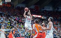 VALENCIA, SPAIN - 07/06/2016. Valencia Basket vs Real Madrid. Tercer partido por el Play Off. Pabellon Fuente de San Luis, Valencia, Spain.