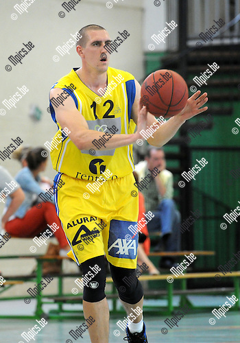 2013-08-15 / Basketbal / seizoen 2013-2014 / Turuka / Jos Casteels<br />