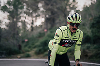 John DEGENKOLB (DEU/Trek-Segafredo)<br /> <br /> Team Trek-Segafredo men's team<br /> training camp<br /> Mallorca, january 2019<br /> <br /> &copy;kramon