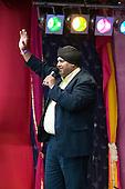 Vaisakhi Mela - Sikh New Year Celebrations in London. DJ Tony Patti