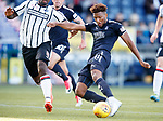 Myles Hippolyte scores the second goal for Falkirk