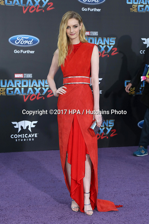 "LOS ANGELES - APR 19:  Lydia Hearst at the ""Guardians of the Galaxy Vol. 2"" Los Angeles Premiere at the Dolby Theater on April 19, 2017 in Los Angeles, CA"