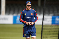 Simon Harmer of Essex prepares to bowl during Essex CCC Training at The Cloudfm County Ground on 22nd July 2020