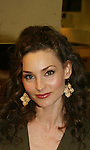 "All My Children's Alicia Minshew ""Kendall Hart Slater"" signs ""Kendall's"" new novel ""Charm"" for fans on February 20, 2008 at Barnes & Noble in Clifton, New Jersey. (Photo by Sue Coflin/Max Photos)"