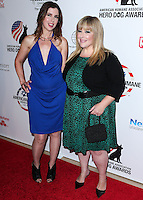 BEVERLY HILLS, CA, USA - SEPTEMBER 27: Wendy Wilson, Carnie Wilson, Wilson Phillips arrive at the 4th Annual American Humane Association Hero Dog Awards held at the Beverly Hilton Hotel on September 27, 2014 in Beverly Hills, California, United States. (Photo by Xavier Collin/Celebrity Monitor)