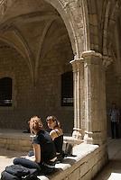 Spanien, Barcelona, im Antic Hospital de la Santa Creu