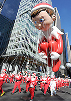 86th Annual Macy's Thanksgiving Day Parade in New York City