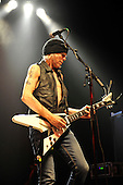 Michael Schenker Group - guitarist Michael Schenker - performing live at the Empire in Shepherds Bush London UK- 131 May 2013.  Photo credit: Zaine Lewis/IconicPix