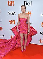 "06 September 2019 - Toronto, Ontario Canada - Brie Larson. 2019 Toronto International Film Festival - ""Just Mercy"" Premiere held at Roy Thomson Hall. <br /> CAP/ADM/BPC<br /> ©BPC/ADM/Capital Pictures"