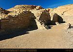 Elevated Kiva, Chetro Ketl Chacoan Great House, Anasazi Hisatsinom Ancestral Pueblo Site, Chaco Culture National Historical Park, Chaco Canyon, Nageezi, New Mexico