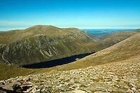 Cairn Gorm and Loch Avon from Beinn Mheadhoin, Cairngorm National Park, Badenoch & Speyside