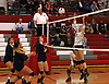 coquille-La Pine Volleyball