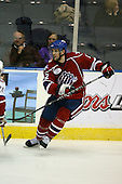 March 15, 2009:  Defenseman Peter Aston (12) of the Rochester Amerks, AHL affiliate of Florida Panthers, during the third period of a regular season game at the Blue Cross Arena in Rochester, NY.  Hamilton defeated Rochester 4-3 in a shoot out.  Photo Copyright Mike Janes Photography 2009
