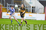 Shane Myers Dr. Crokes in action against  Castlehaven in the Munster Senior Club Final at Pairc Ui Caoimh on Sunday