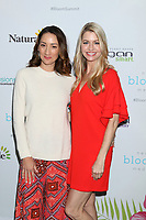 LOS ANGELES - JUN 1:  Bree Turner, Jamie Anderson at the 2nd Annual Bloom Summit at the Beverly Hilton Hotel on June 1, 2019 in Beverly Hills, CA