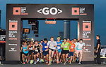 Start - Bloomberg Square Mile Relay Singapore 2016