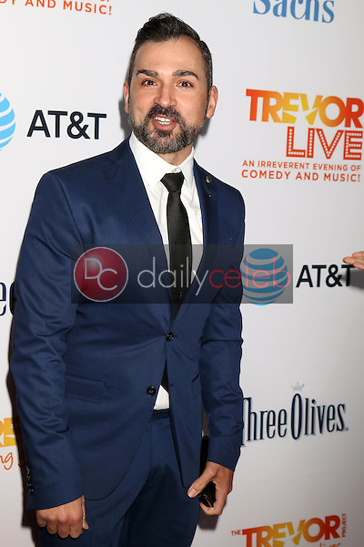 Paul Katami<br /> at the TrevorLIVE Los Angeles 2016, Beverly Hilton Hotel, Beverly Hills, CA 12-04-16<br /> David Edwards/DailyCeleb.com 818-249-4998