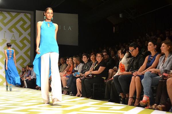 Dominicana Modas 2012, presentación de la colección de Otoño 2012, de la diseñador Camila..Foto: Ariel Díaz-Alejo/acento.com.do.Fecha: 24/10/2012.