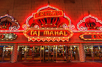 Taj Mahal Casino, Atlantic City, New Jersey, USA