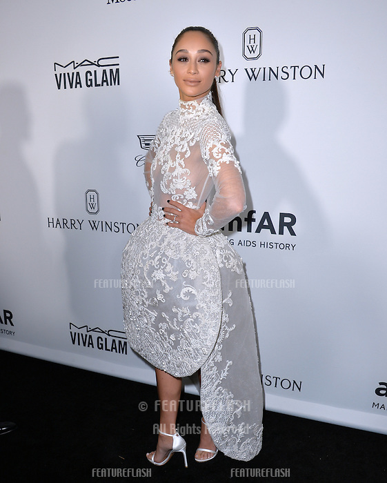 LOS ANGELES, CA. October 27, 2016: Cara Santana at the 2016 amfAR Inspiration Gala at Milk Studios, Los Angeles.<br /> Picture: Paul Smith/Featureflash/SilverHub 0208 004 5359/ 07711 972644 Editors@silverhubmedia.com