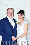 Andrea Breczku, Tralee and Noel O'Callaghan Tralee who were married a civil ceremony in the Great Southern Hotel on Friday, best men were Michael and Fergus O'Connor, bridesmaids were Zsuzsanna Antal and Judit Sziffarto.